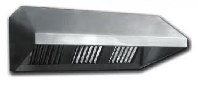 Campana de extraccion para cocinas inustriales 2 metros - Extraccion de humos y ventilacion de cocinas ...